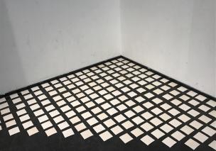 Memory Envelopes, 10×10cmx200 pieces,2017.4, baked clay.